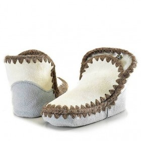 Childs Snuggle Feet Slippers