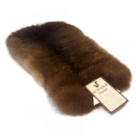 Possum Fur Hot Water Bottle Cover