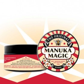Manuka Magic Healthy Skin Cream Treatment 100% Natural 100gm