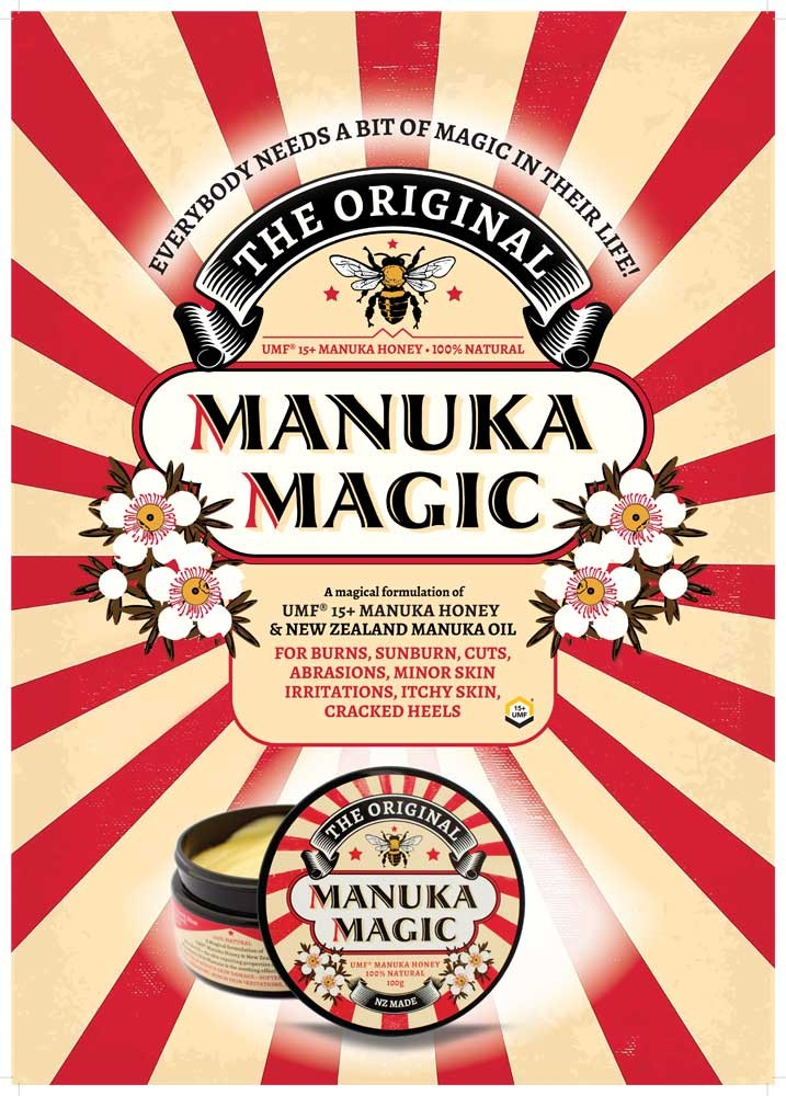 Manuka Magic Healthy Skin Cream Treatment Details