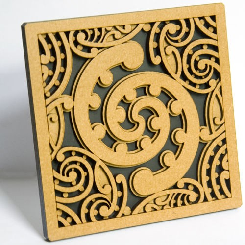 Wooden Toru Tile Art