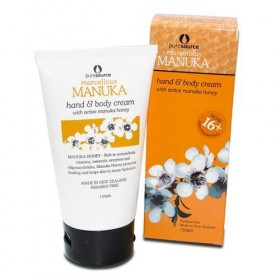 Marvellous Manuka Honey Hand and Body Cream