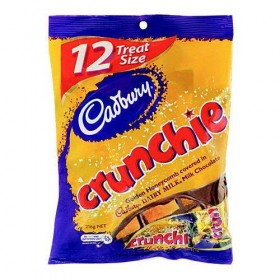 Cadbury Crunchie Treats 12pk