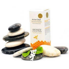 Honey Collection Active Clear - Natural Acne Treatment