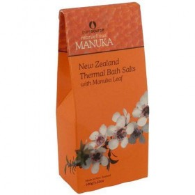Marvellous Manuka Thermal Mud Bath Salts with Manuka Leaf 100g