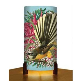 New Zealand Botanic Fantail Table Lamp
