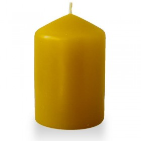 New Zealand Beeswax Pillar Candle