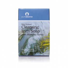 New Zealand Cleansing Bath Soap w Manuka Honey