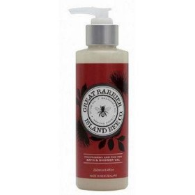 Pohutukawa and Paw Paw Bath & Shower Gel