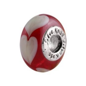 Silverado Murano Glass Bead - Princess Lene