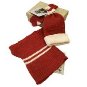 Stansborough Fun Red Baby Set