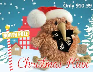 Buy A Christmas Kiwi Friend Only $10.39